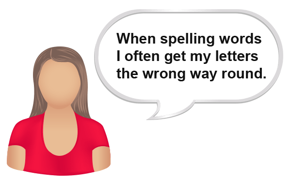 How can the Spell Aid Dictionary app help a student with poor spelling?